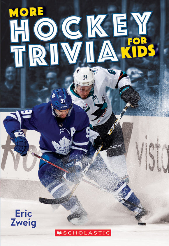 More Hockey Trivia for Kids