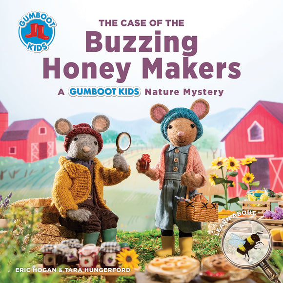 The Case of the Buzzing Honey Makers