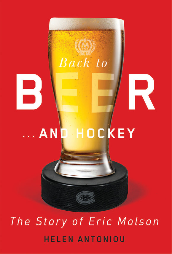 Back to Beer...and Hockey