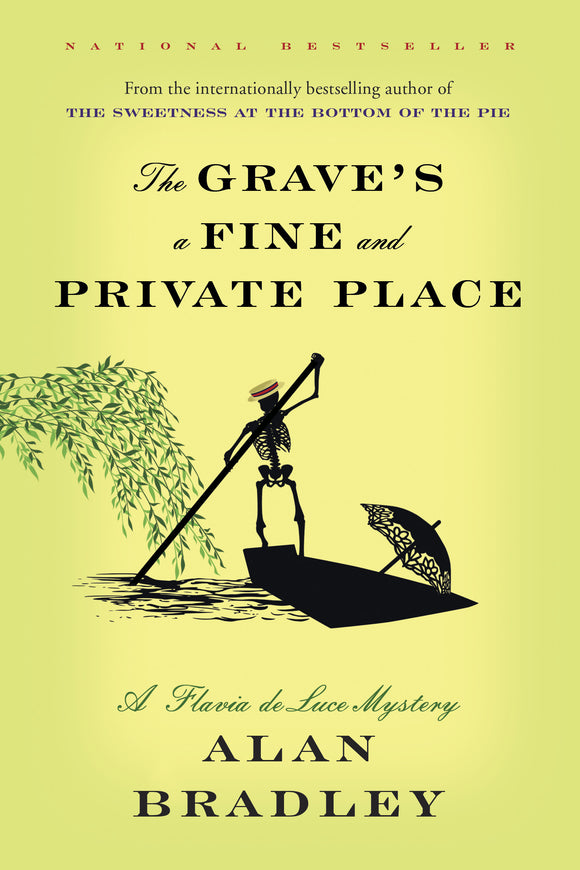 The Grave's a Fine and Private Place