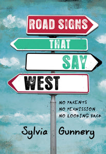 Road Signs That Say West