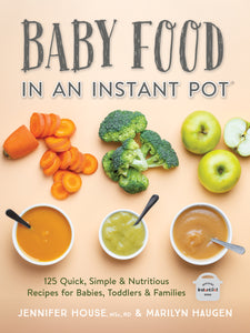 Baby Food in an Instant Pot