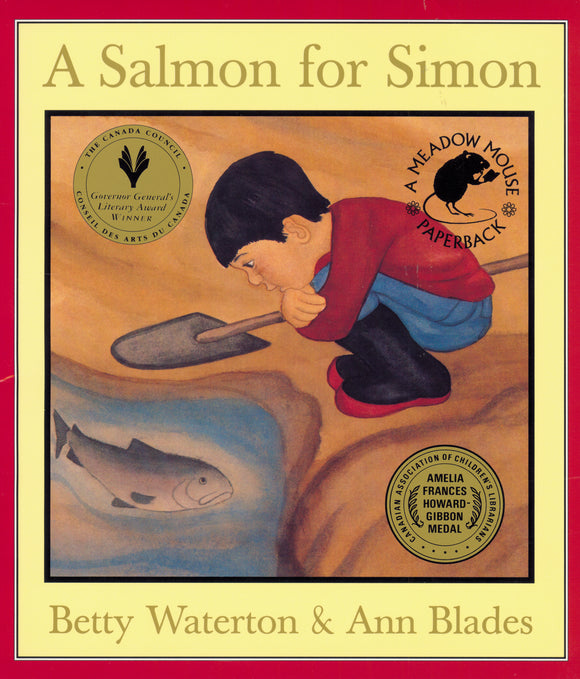 A Salmon for Simon