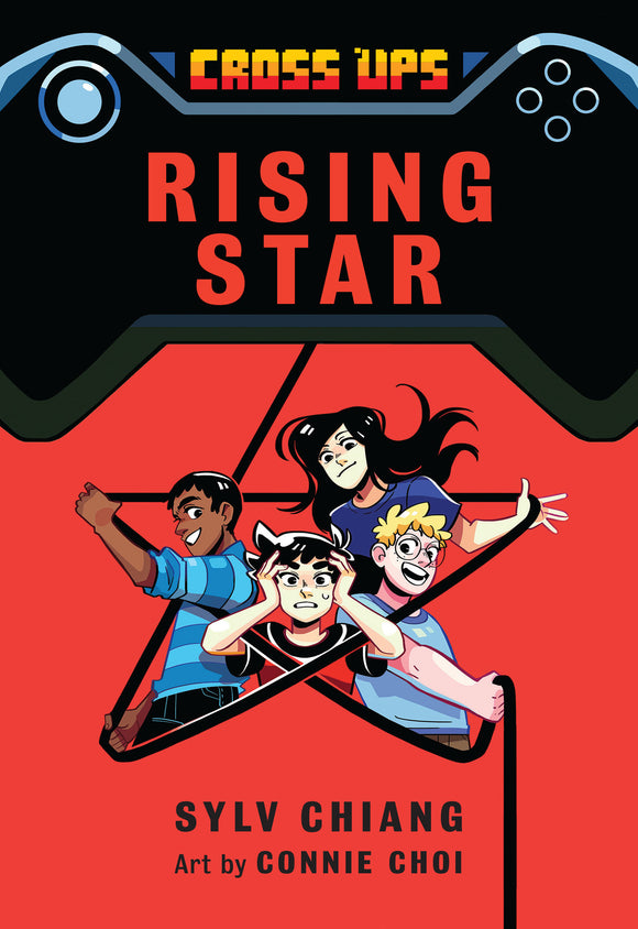 Rising Star (Cross Ups, Book 3)