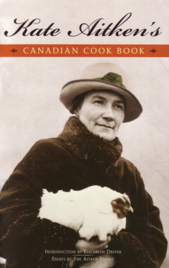 Kate Aitken's Canadian Cook Book