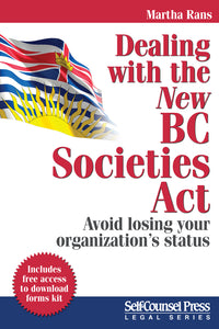 Dealing with the New British Columbia Societies Act
