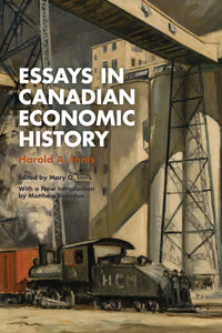 Essays in Canadian Economic History