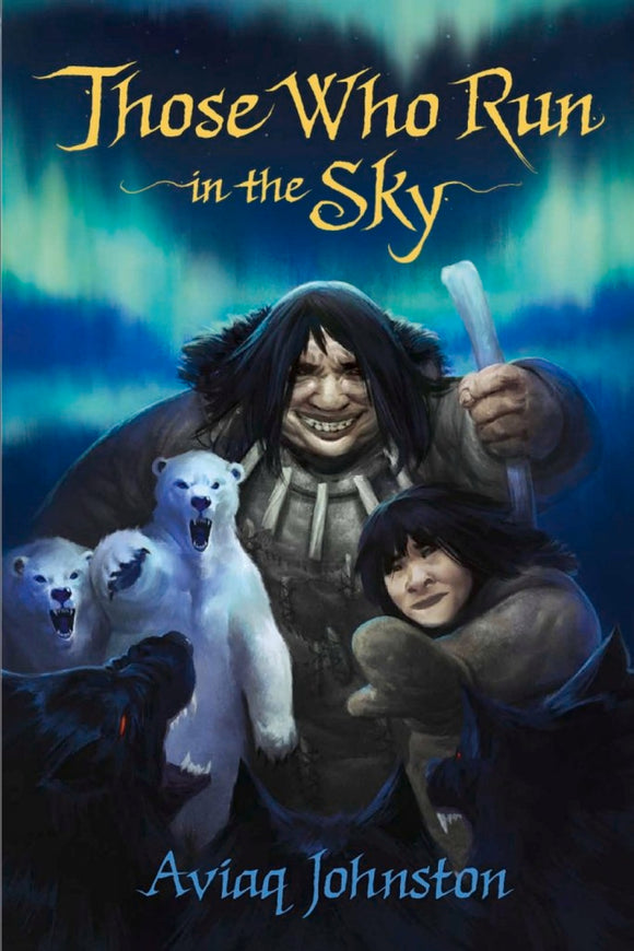 Those Who Run in the Sky (English)