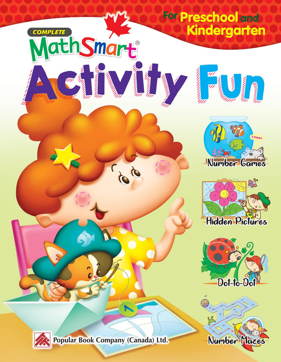 Complete MathSmart Activity Fun