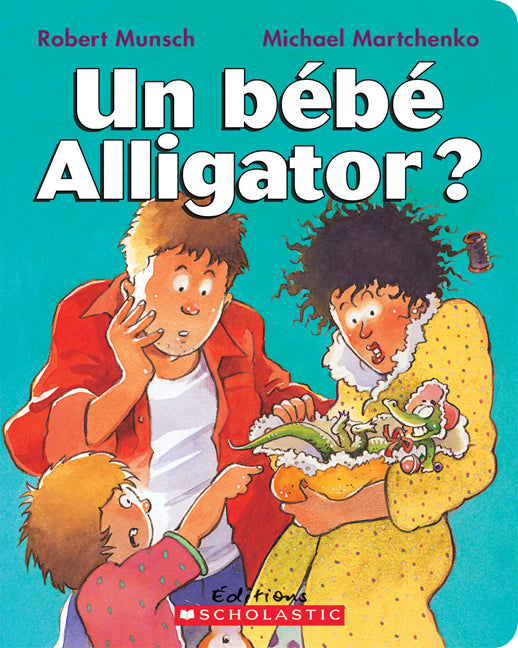 Un bébé Alligator?