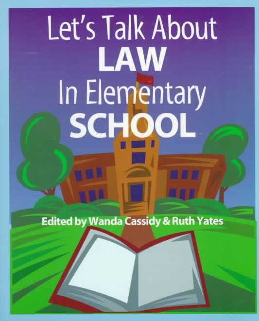 Let's Talk About Law in Elementary School