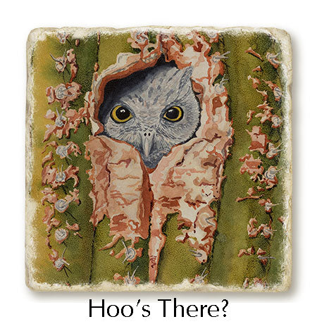 Hoo's There?