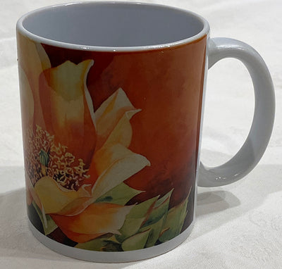 First Bloom mug