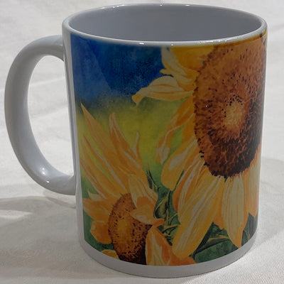 Sunshine on my Shoulders mug