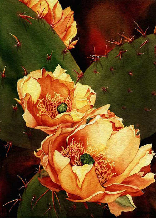 Prickly Pear II