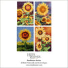 Sunflower Series notecards