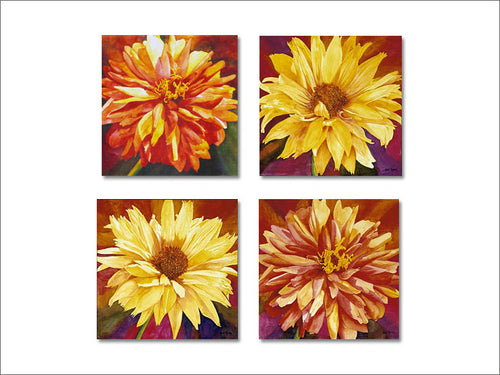 Bloom 1 Series notecards
