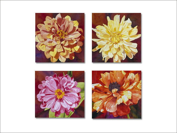 Bloom 2 Series notecards