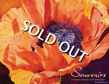 Souvenirs: A Creative Collection of Art and Cuisine
