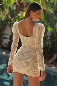 Hart Dress - White