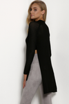 AMELIE SWEATER - BLACK