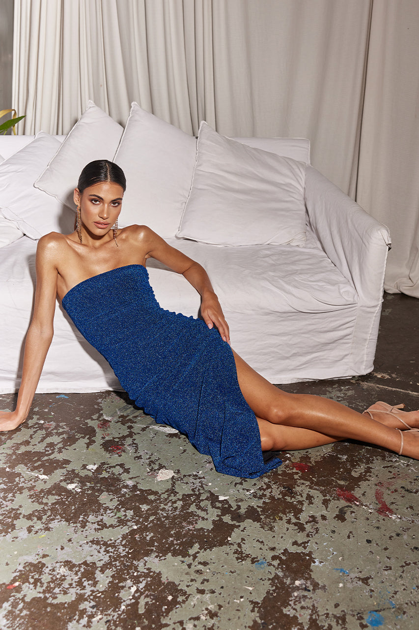 Vera Mini Skirt - White