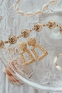 Golden Girl Earrings