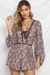 ISABEL PLAYSUIT