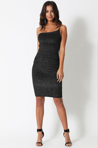 Nicola Dress - Black
