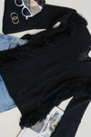 Maisie Knit - Black