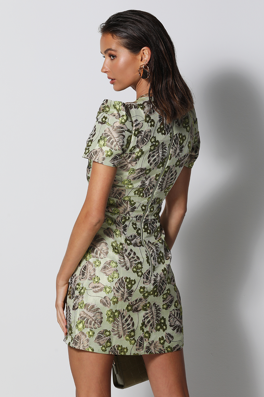 Sookie Mini Dress - Lime
