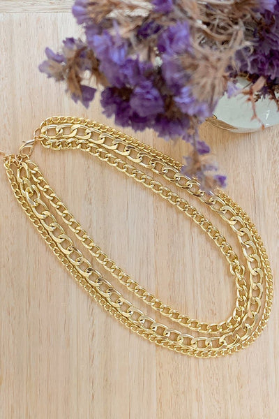 Leylian Necklace - Gold