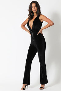 Jaclyn Jumpsuit - Black