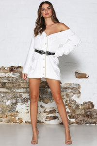 Andrea Cardi Dress - White