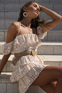 Lover Dress - Nude