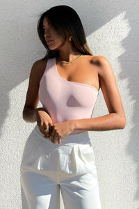 Janelly Bodysuit - Pink