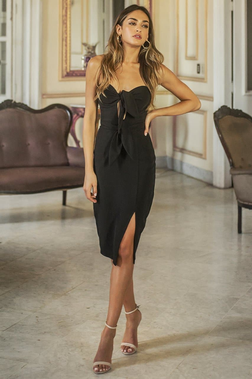 Goodies Dress - Black