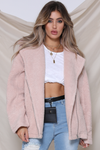 Off Duty Jacket -  Fairy Floss
