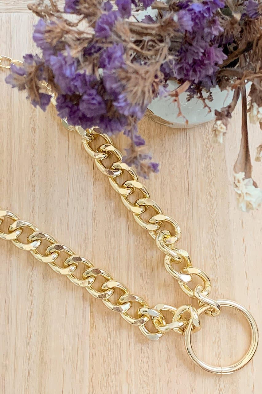 Alessia Necklace - Gold