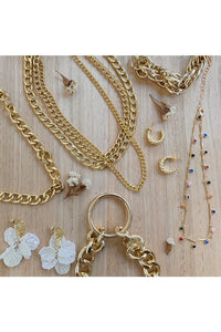 Avery Necklace - Gold