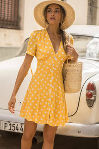 Frankie Dress - Marigold