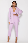 NEED WANT TOP - LILAC