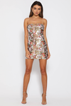 Shanta Mini Dress - Floral