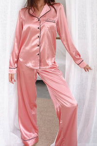 Ease Pyjama Pants - Rose