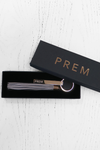 Prem - Key Chain - Grey