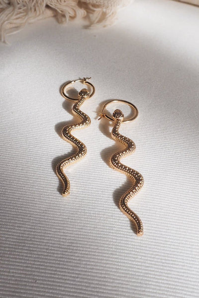 EDEN EARRINGS - GOLD