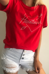 Heartbreaker T-Shirt-Red
