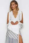Mariner Wrap Top