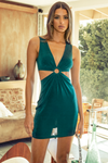 Oh So Good Dress - Emerald
