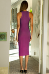 On Demand Dress - Grape